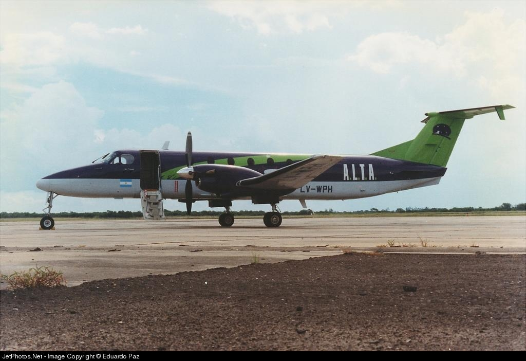 LV-WPH - Beech 1900C - ALTA