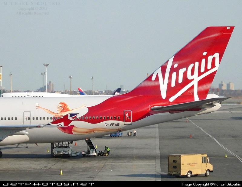 current situation of virgin atlantic airways