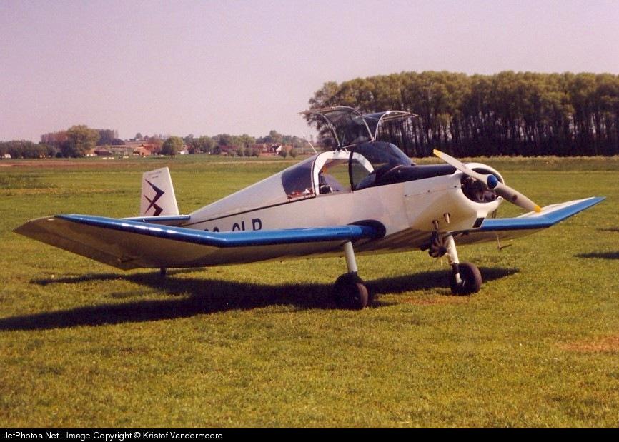 OO-GLR - Jodel D112F Club - Private