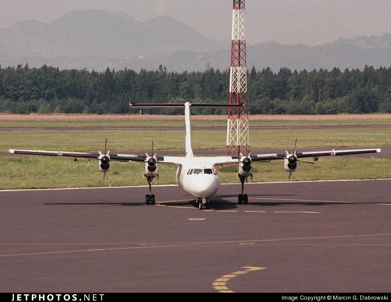 S5-ACB - De Havilland Canada DHC-7-102 Dash 7 - Adria Airways