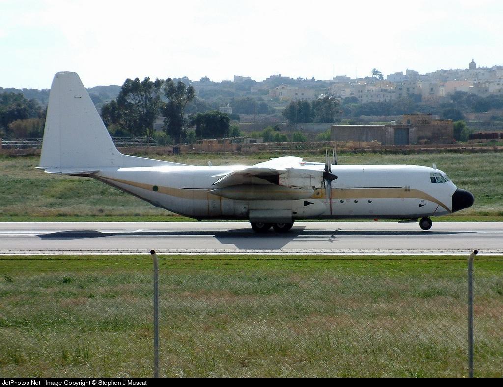 112 - Lockheed L-100-20 Hercules - Libya - Air Force