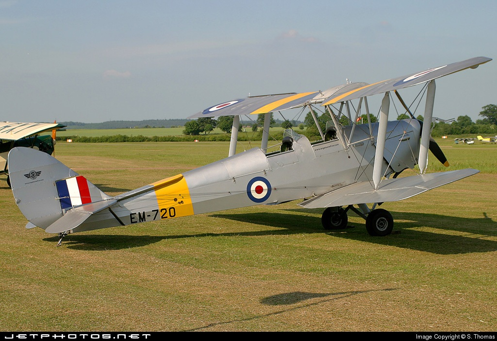 The Great Canadian Model Builders Web Page!: de Havilland