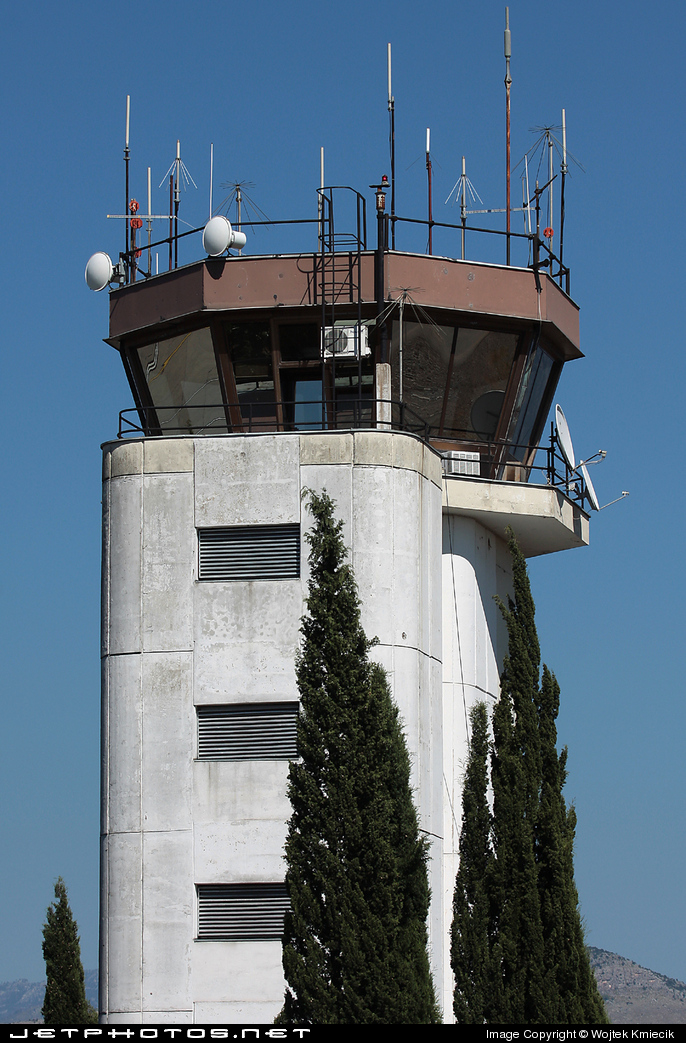 LYPG - Airport - Control Tower