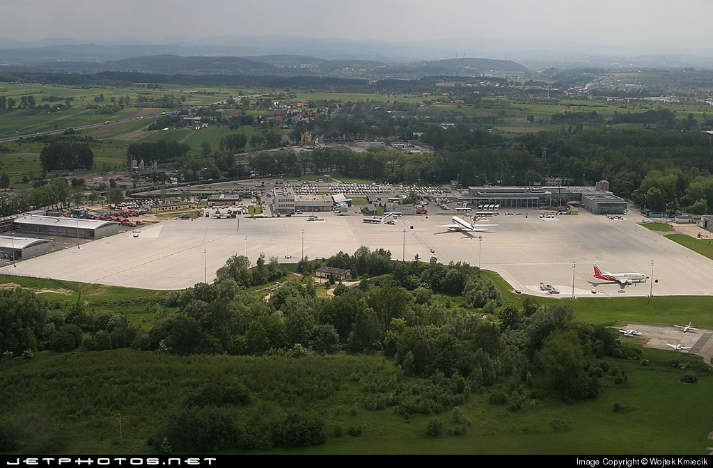 EPKK - Airport - Airport Overview