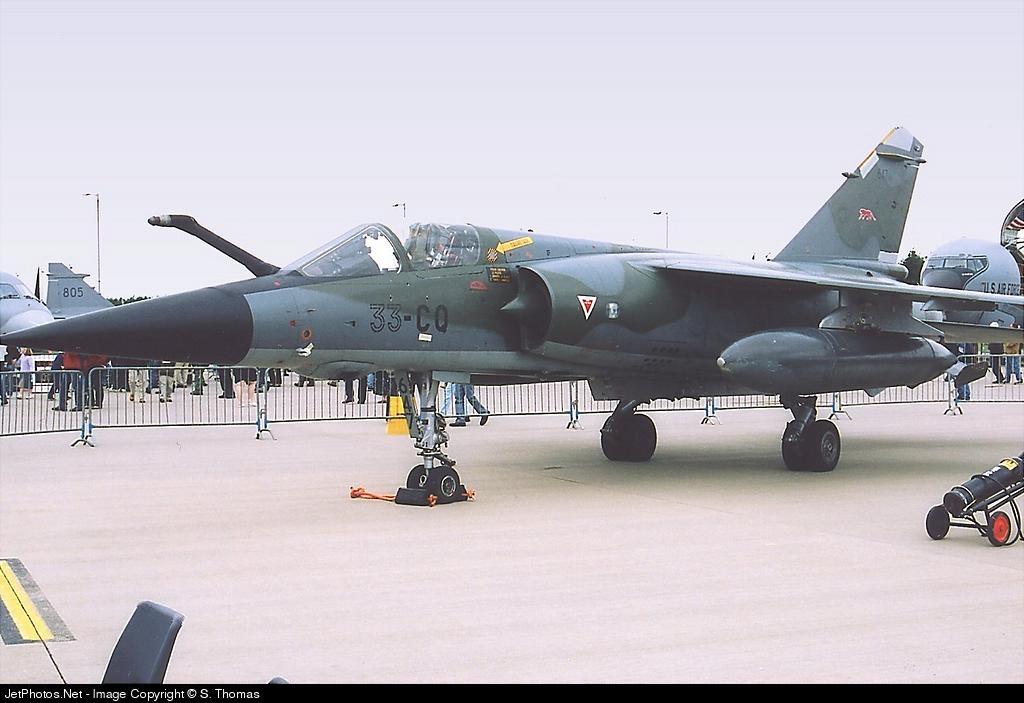 647/33-CQ - Dassault Mirage F1CR - France - Air Force