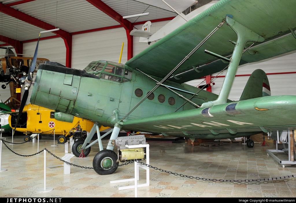 HA-ANA - Antonov An-2 - Hungary - Air Force