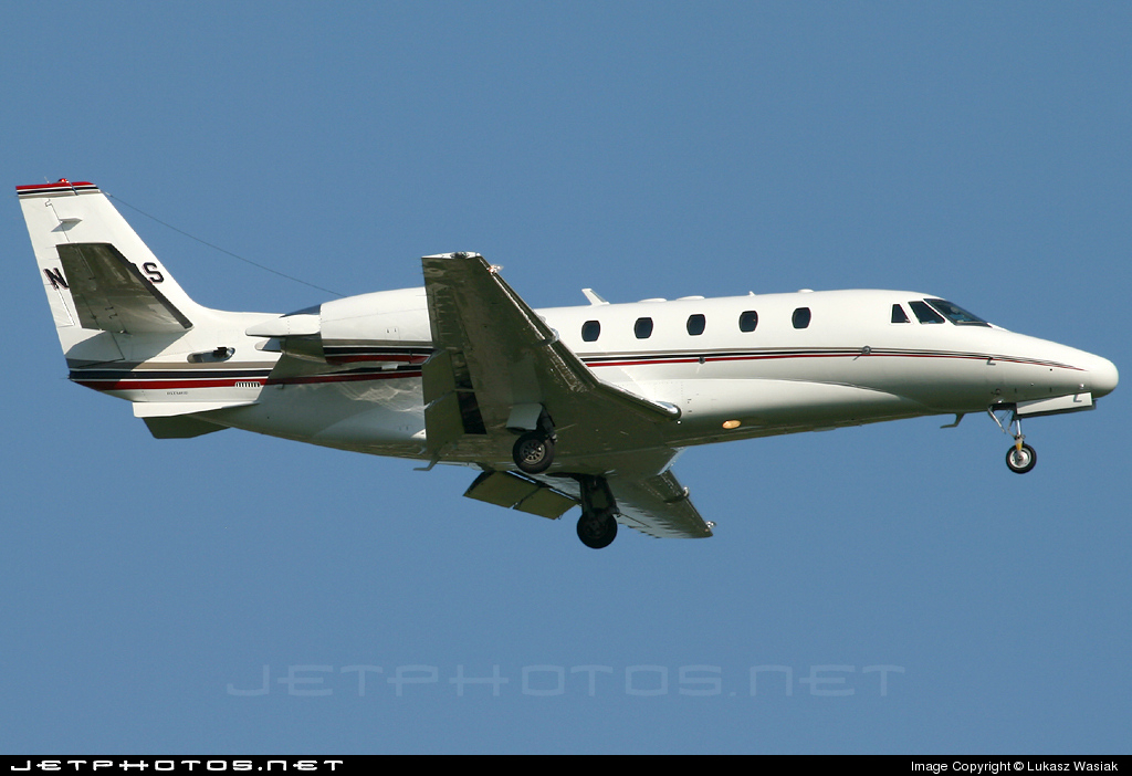 N602QS - Cessna 560XL Citation Excel - Private