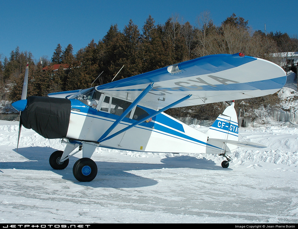 CF-GYA - Piper PA-20-115 Pacer - Private