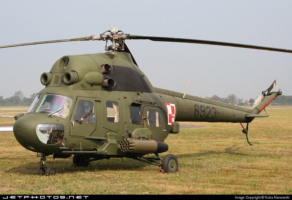 6923 - PZL-Swidnik Mi-2URPG Hoplite - Poland - Air Force