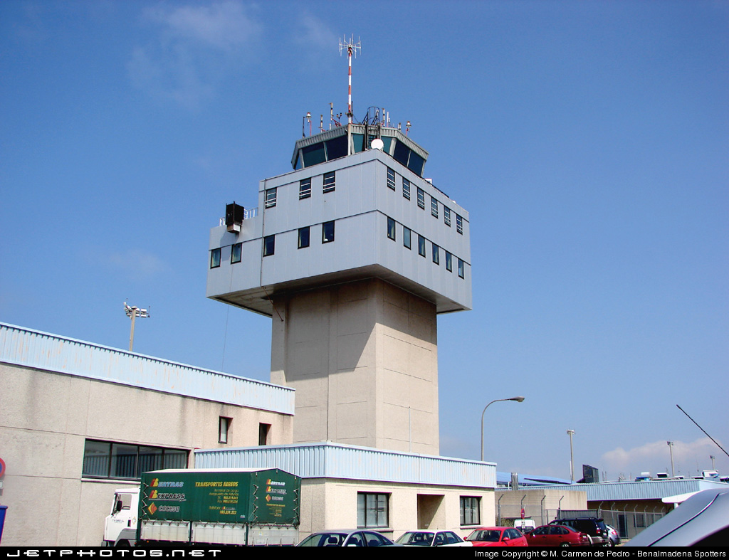 LEAS - Airport - Control Tower