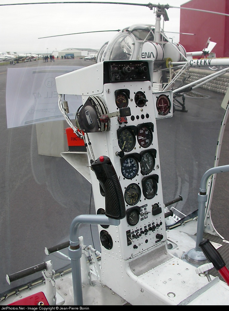 C-XENA - Bell 47 - Private