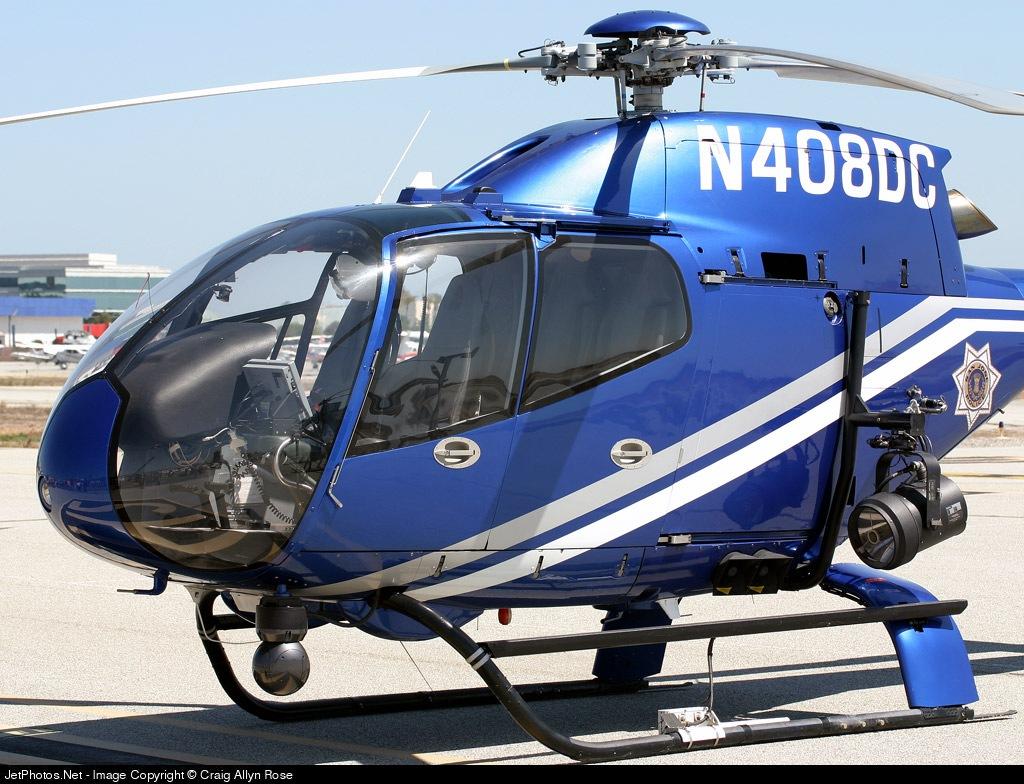 N408DC   Eurocopter EC 120B Colibri   United States - San