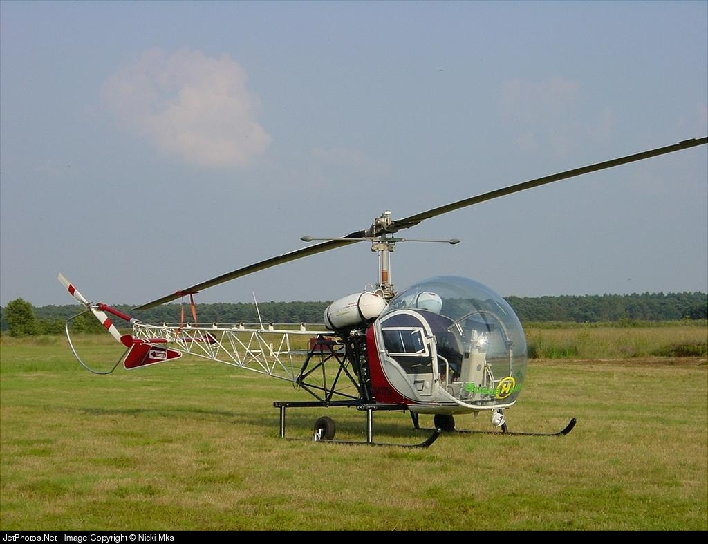 - Bell 47 - Private