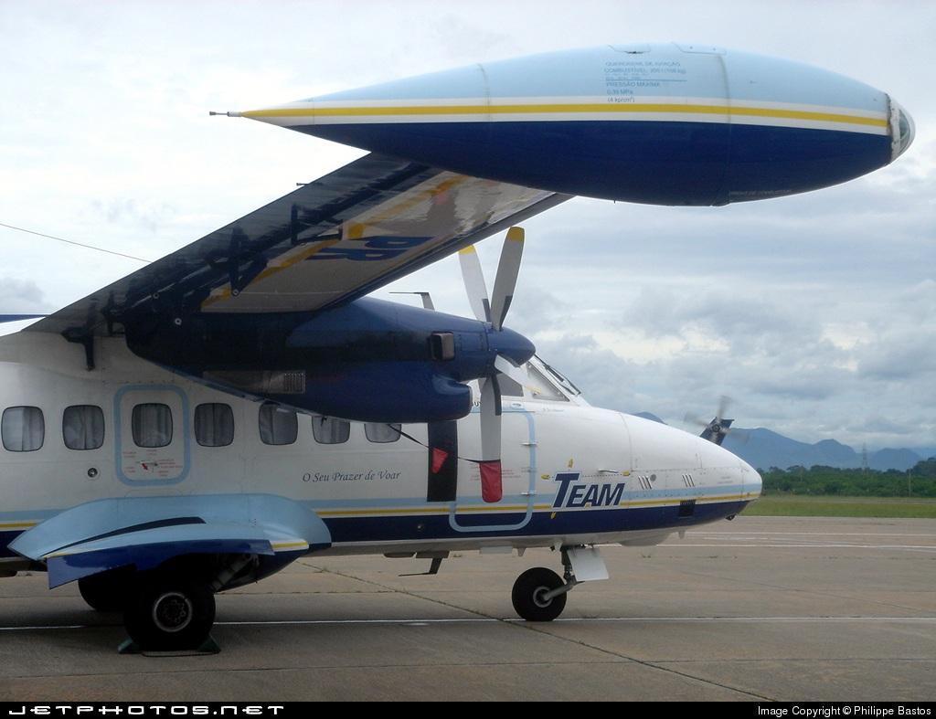 PR-AIA - Let L-410UVP-E20 Turbolet - Team