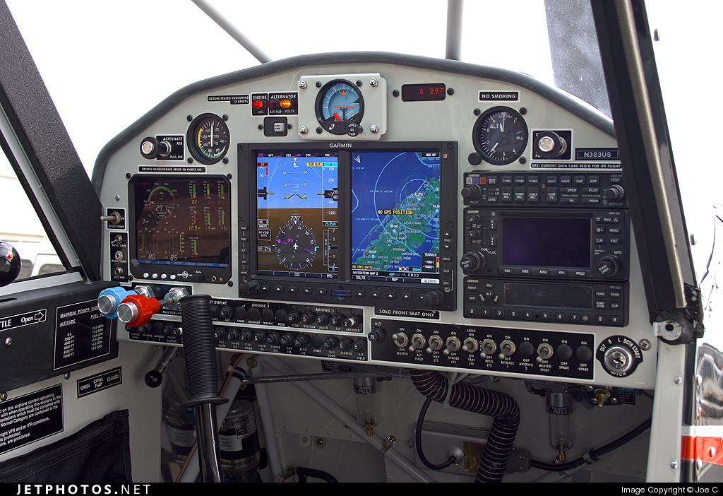 N383US - Aviat A-1C Husky - Private
