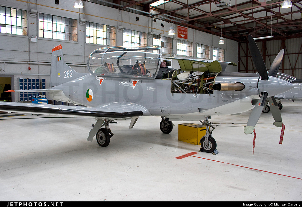 262 - Pilatus PC-9M - Ireland - Air Corps
