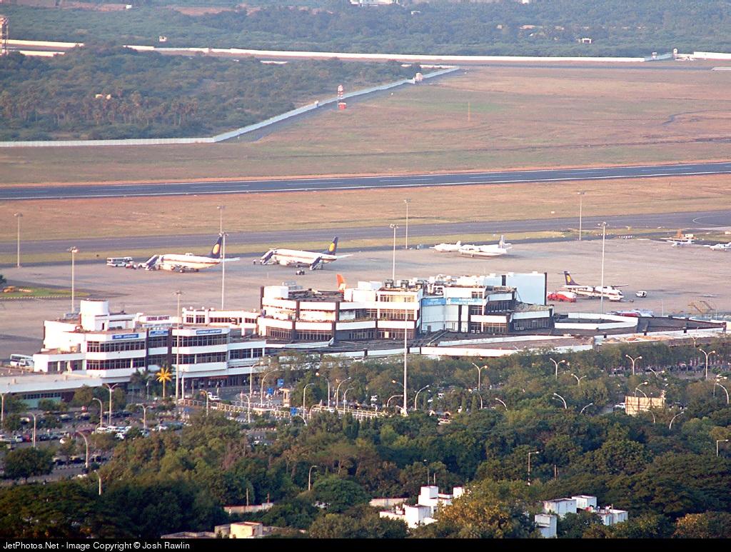 VOMM - Airport - Ramp