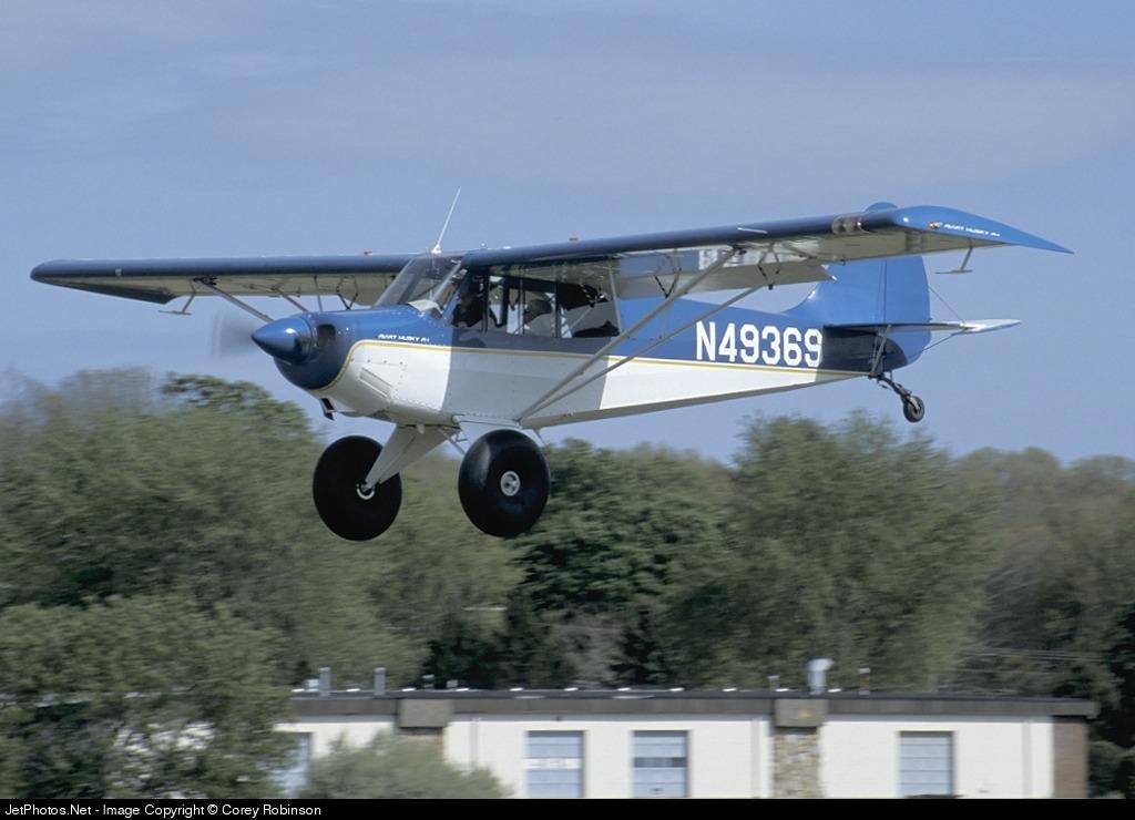 N49369 - Aviat A-1 Husky - Private