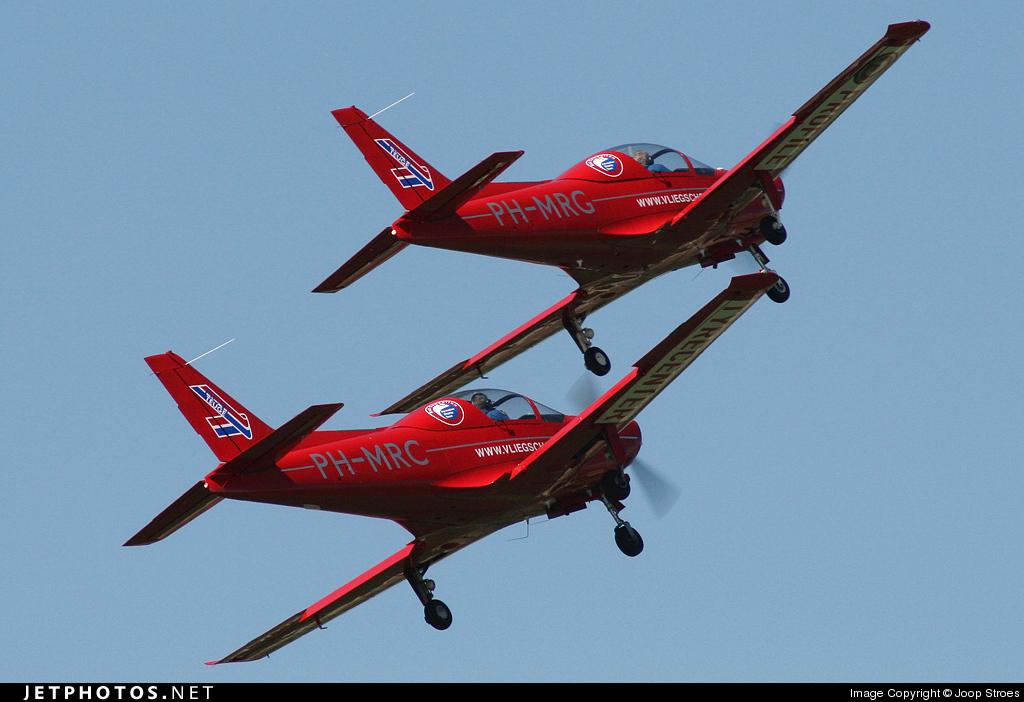 PH-MRC - General Avia F.22C - ACVT Teuge