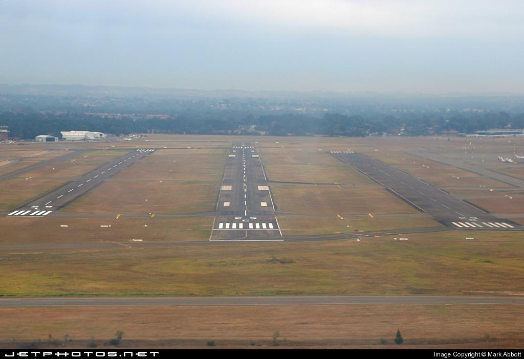 YSBK - Airport - Runway