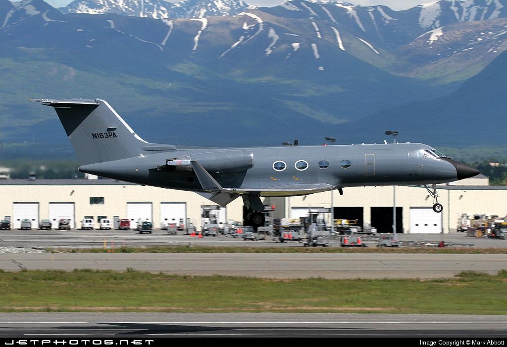 N163PA - Gulfstream G-III - Private
