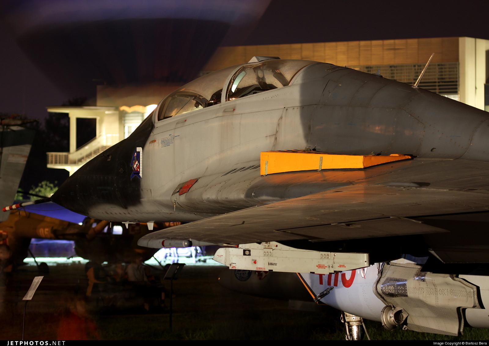 4115 - Mikoyan-Gurevich MiG-29UB Fulcrum - Poland - Air Force
