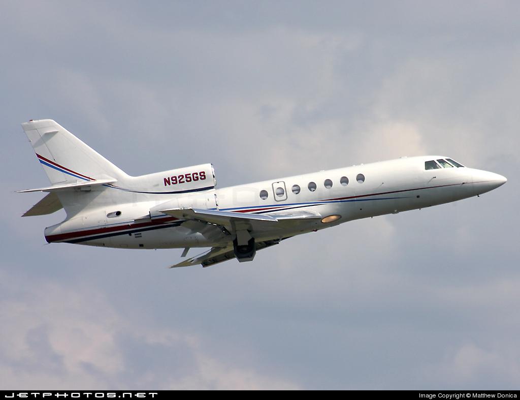 N925GS - Dassault Falcon 50 - Private