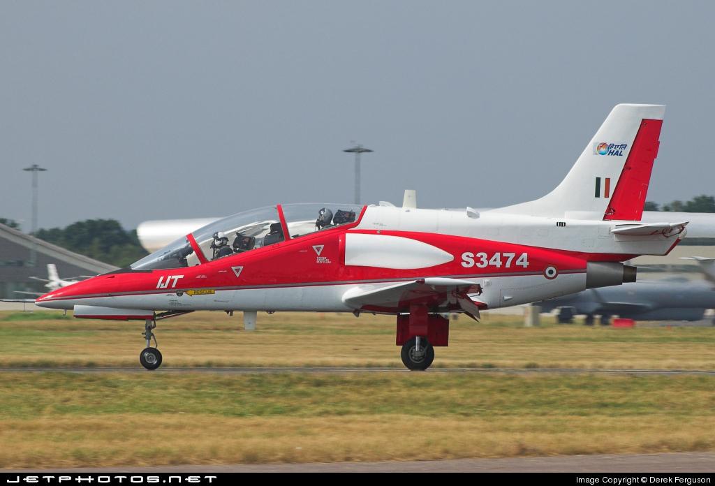 S3474 - Hindustan Aeronautics HJT-36 Sitara - Hindustan Aeronautics