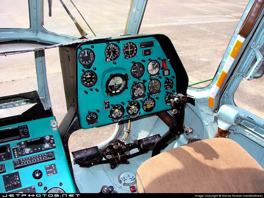 619 - Mil Mi-8 Hip - Poland - Army