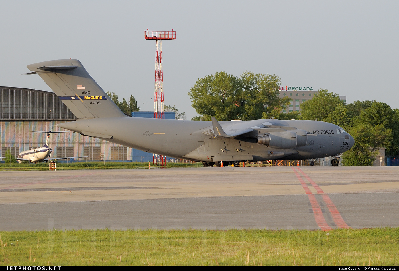 04-4135 - Boeing C-17A Globemaster III - United States - US Air Force (USAF)