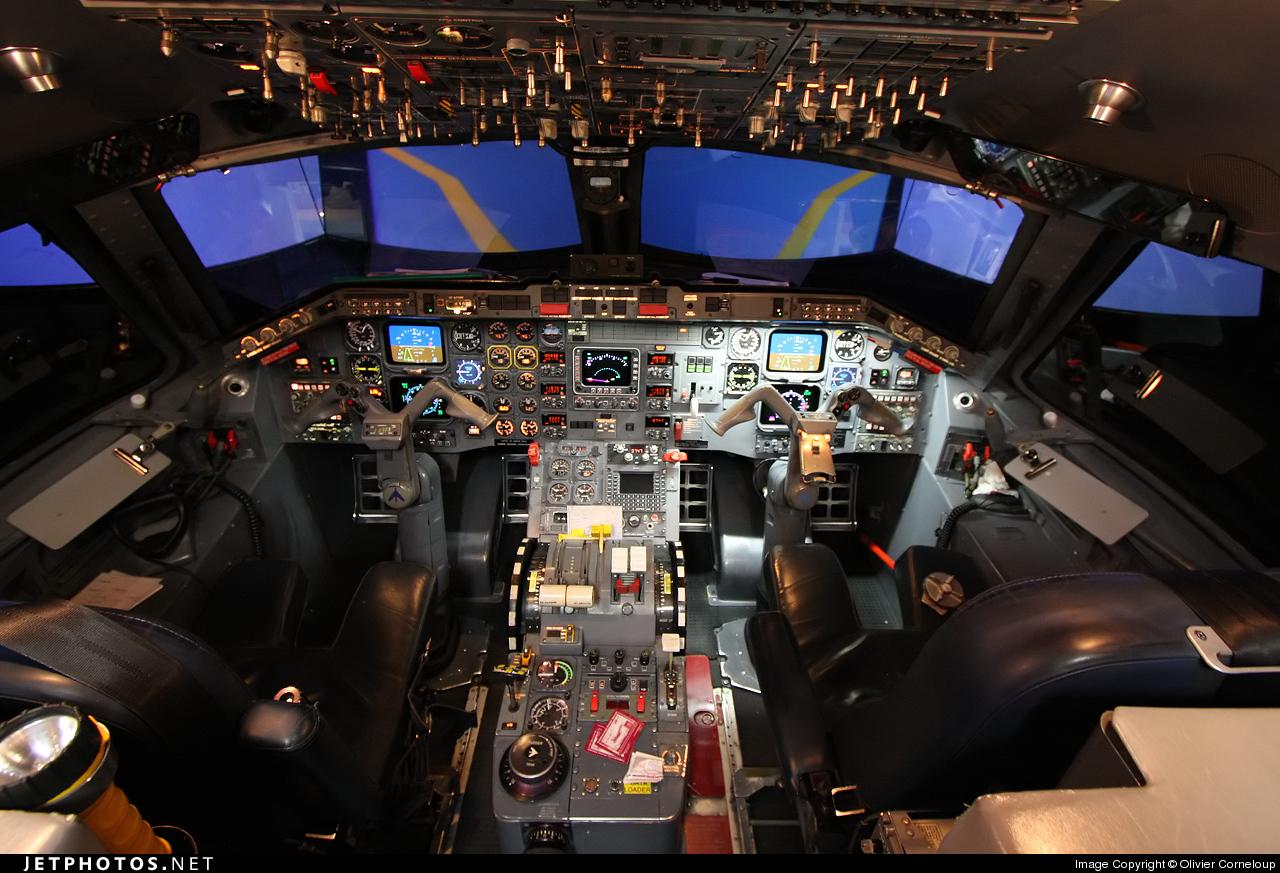 Simulator - Embraer EMB-120 Brasília - Private