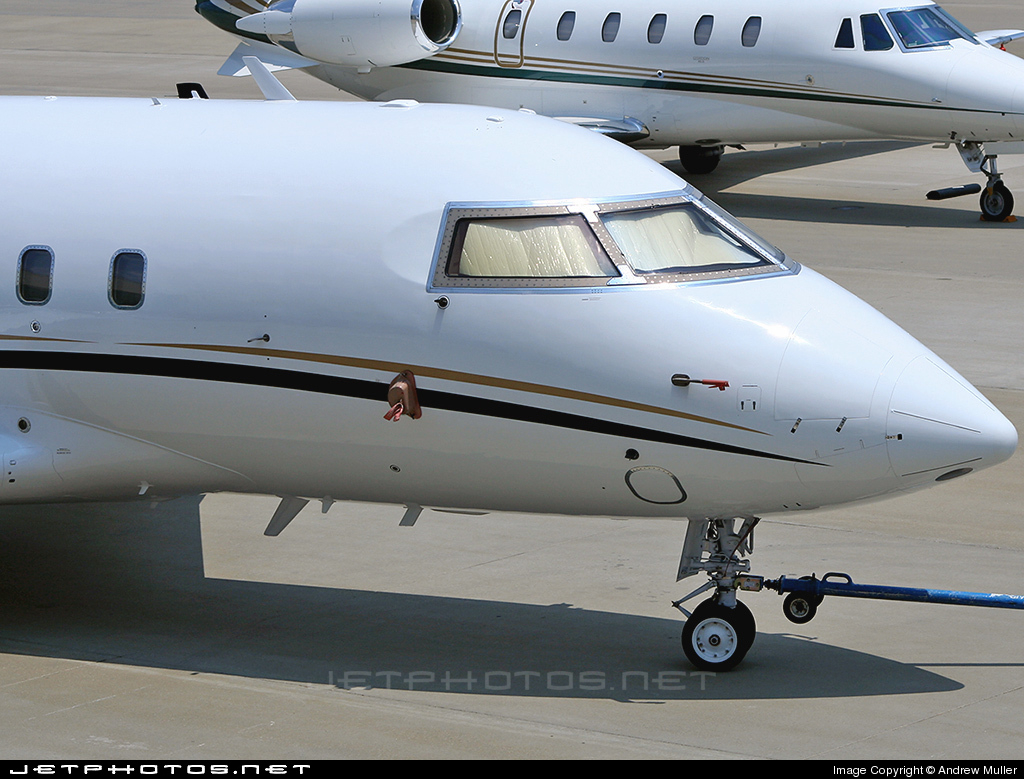 N199D - Canadair CL-600-1A11 Challenger 600 - Private