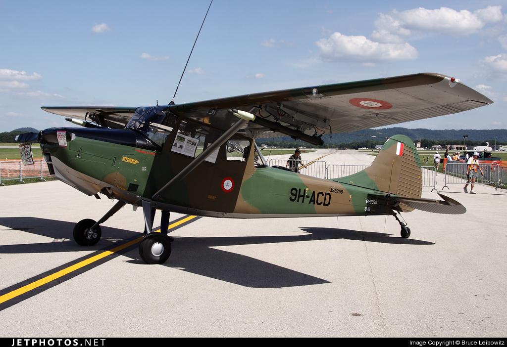 N119AJ - Cessna O-1 Bird Dog - Private