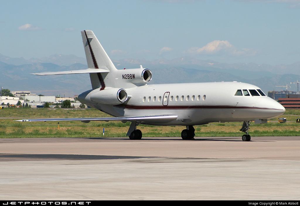 N298W - Dassault Falcon 900 - Private