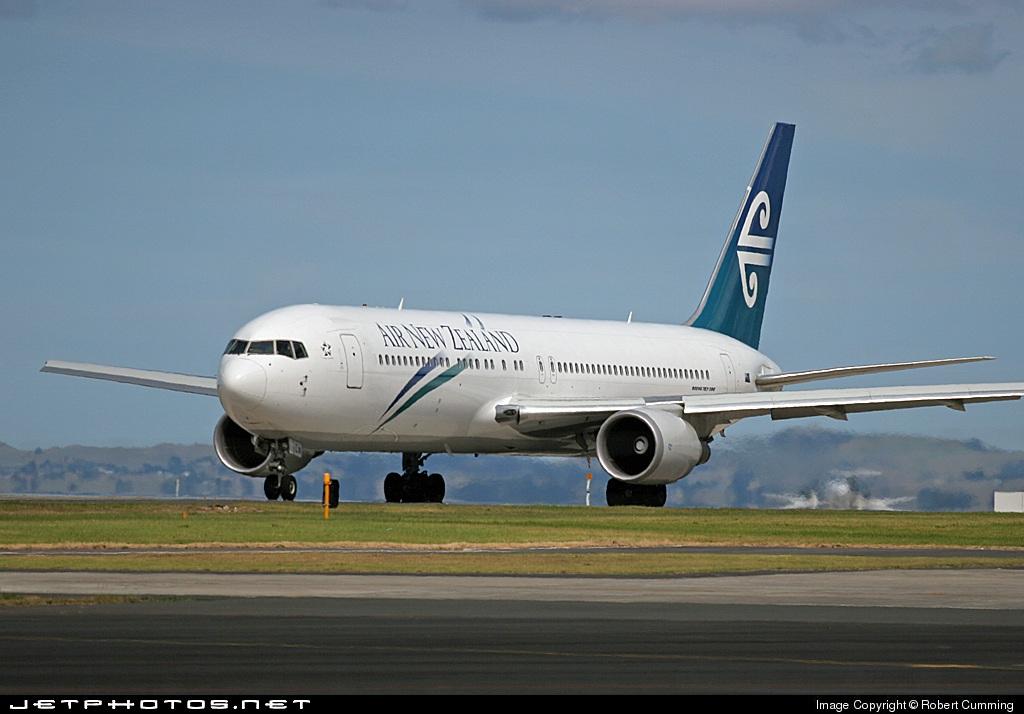 ZK-NCN - Boeing 767-319(ER) - Air New Zealand