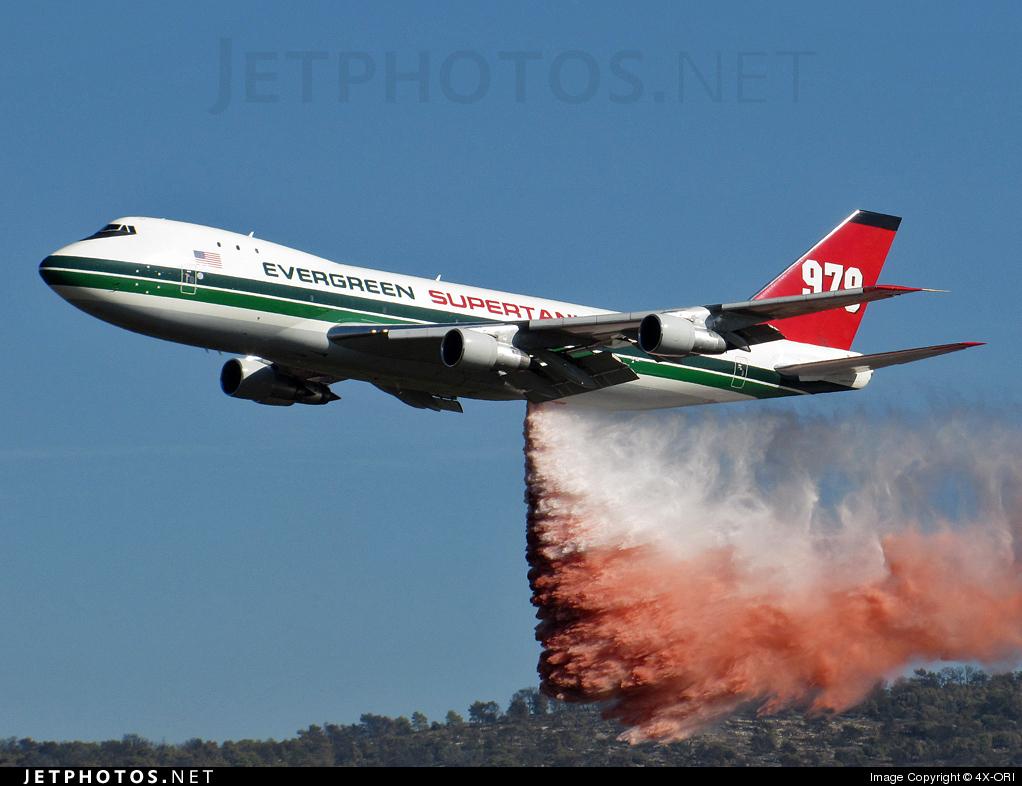 N479EV - Boeing 747-132(SF) - Evergreen International Airlines