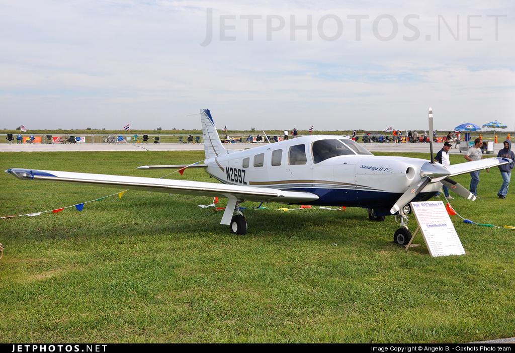 N269Z - Piper PA-32R-301T Turbo Saratoga II TC - Private