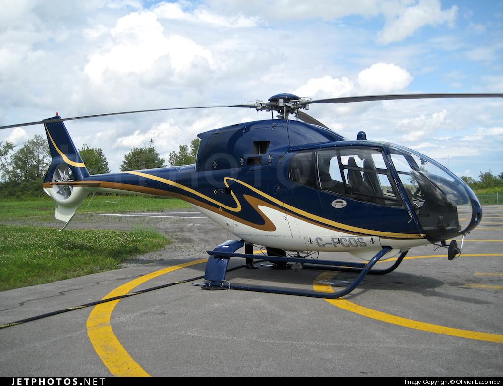 C-FCOS - Eurocopter EC 120B Colibri - Private