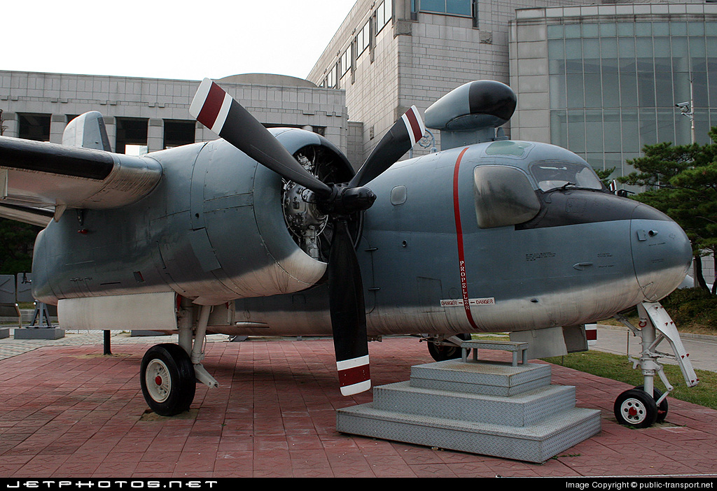 - Grumman S-2 Tracker - South Korea - Air Force