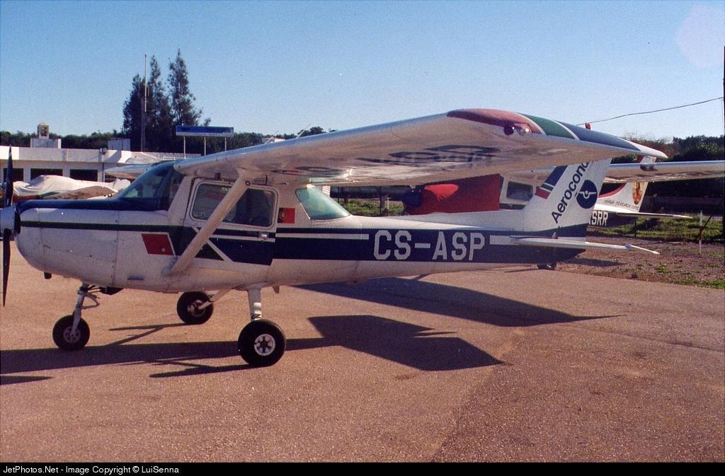 CS-ASP - Cessna 152 - Aerocondor