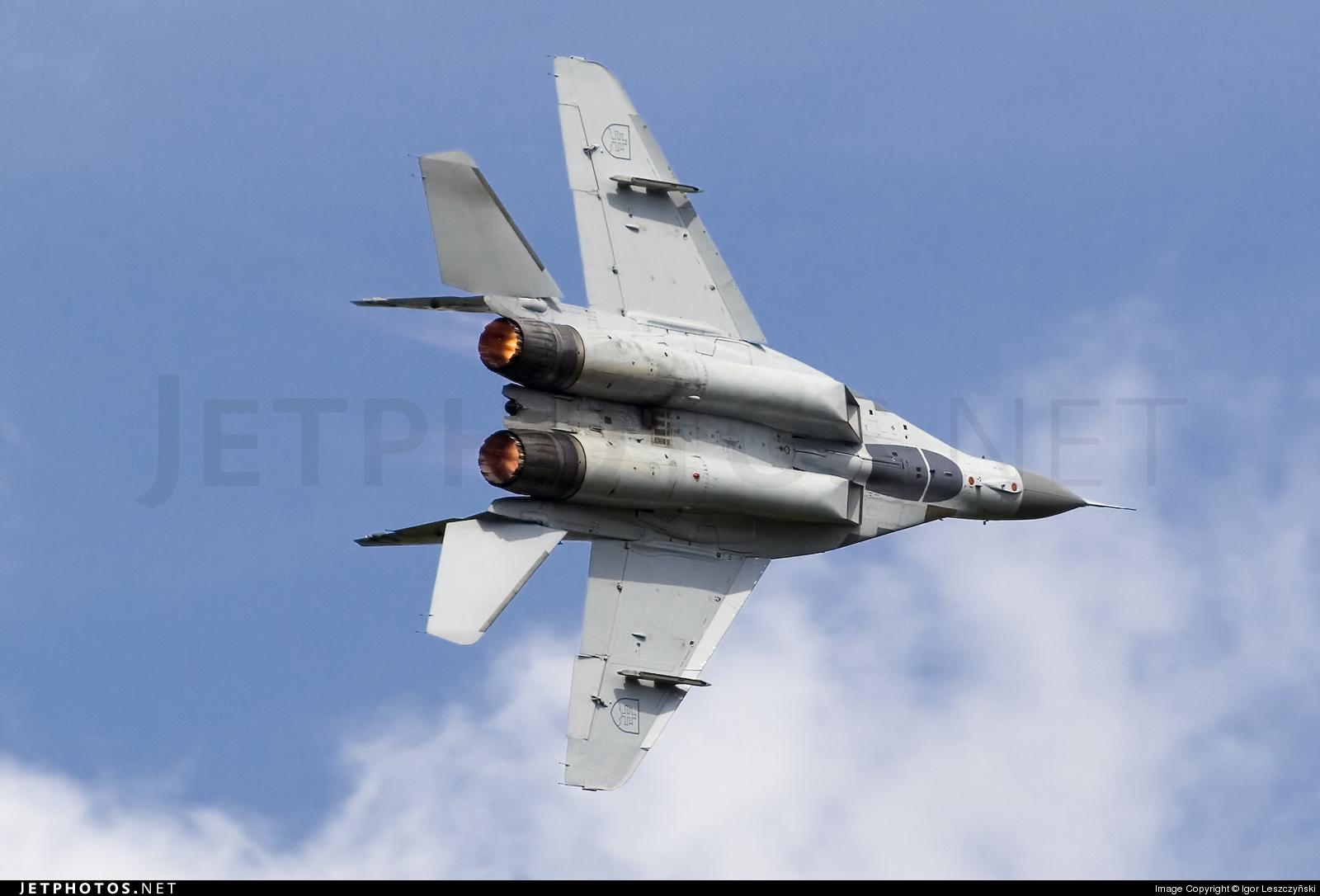 0619 - Mikoyan-Gurevich MiG-29AS Fulcrum - Slovakia - Air Force