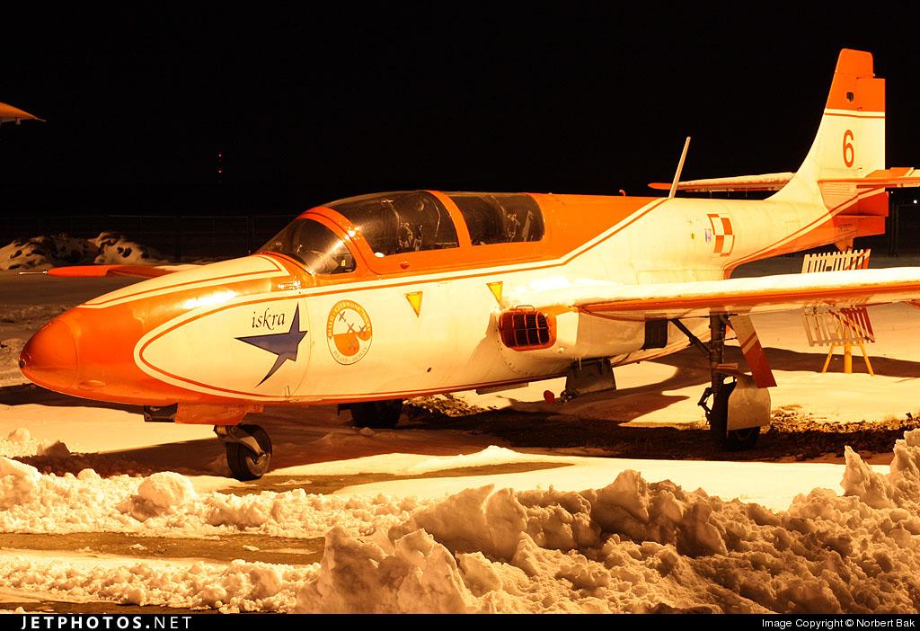 6 - PZL-Mielec TS-11 Iskra - Poland - Air Force