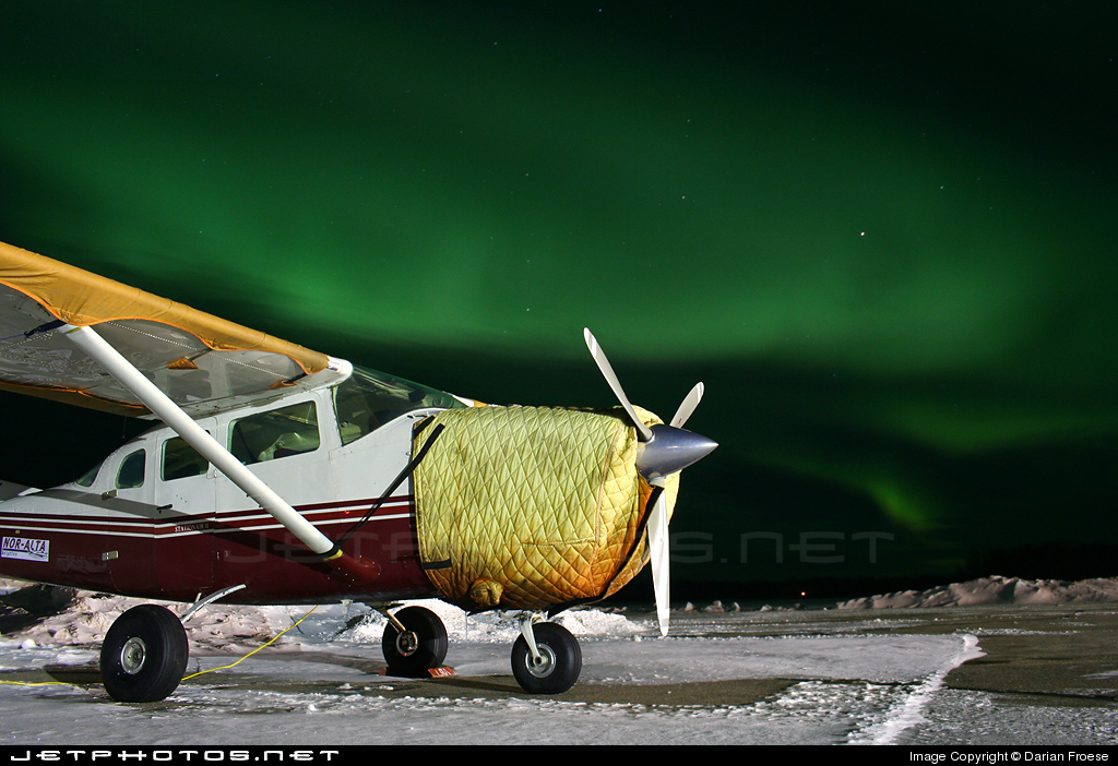 C-GWVT - Cessna U206F Stationair 6 - Nor-Alta Aviation
