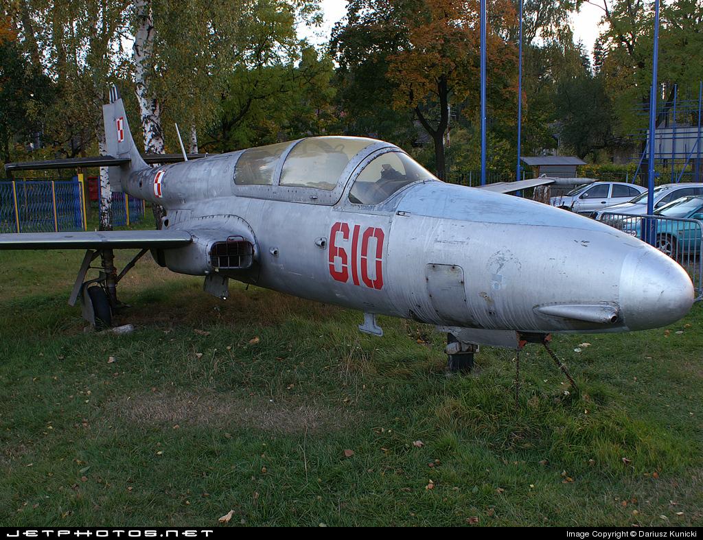 610 - PZL-Mielec TS-11 Iskra - Poland - Air Force