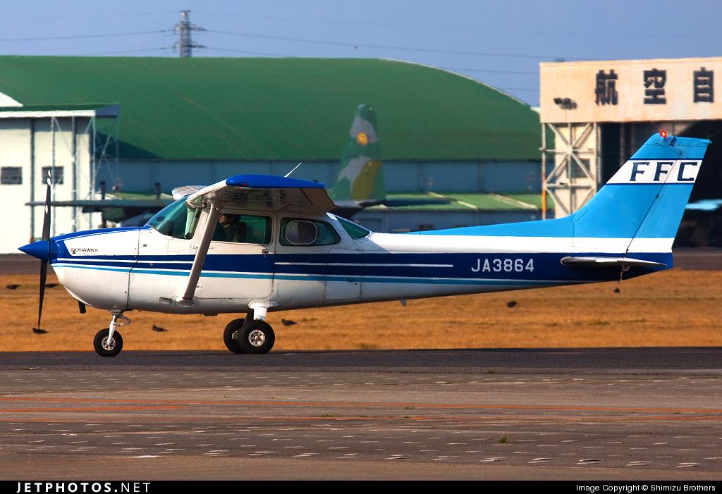 JA3864 - Cessna 172N Skyhawk II - First Flying (FFC)