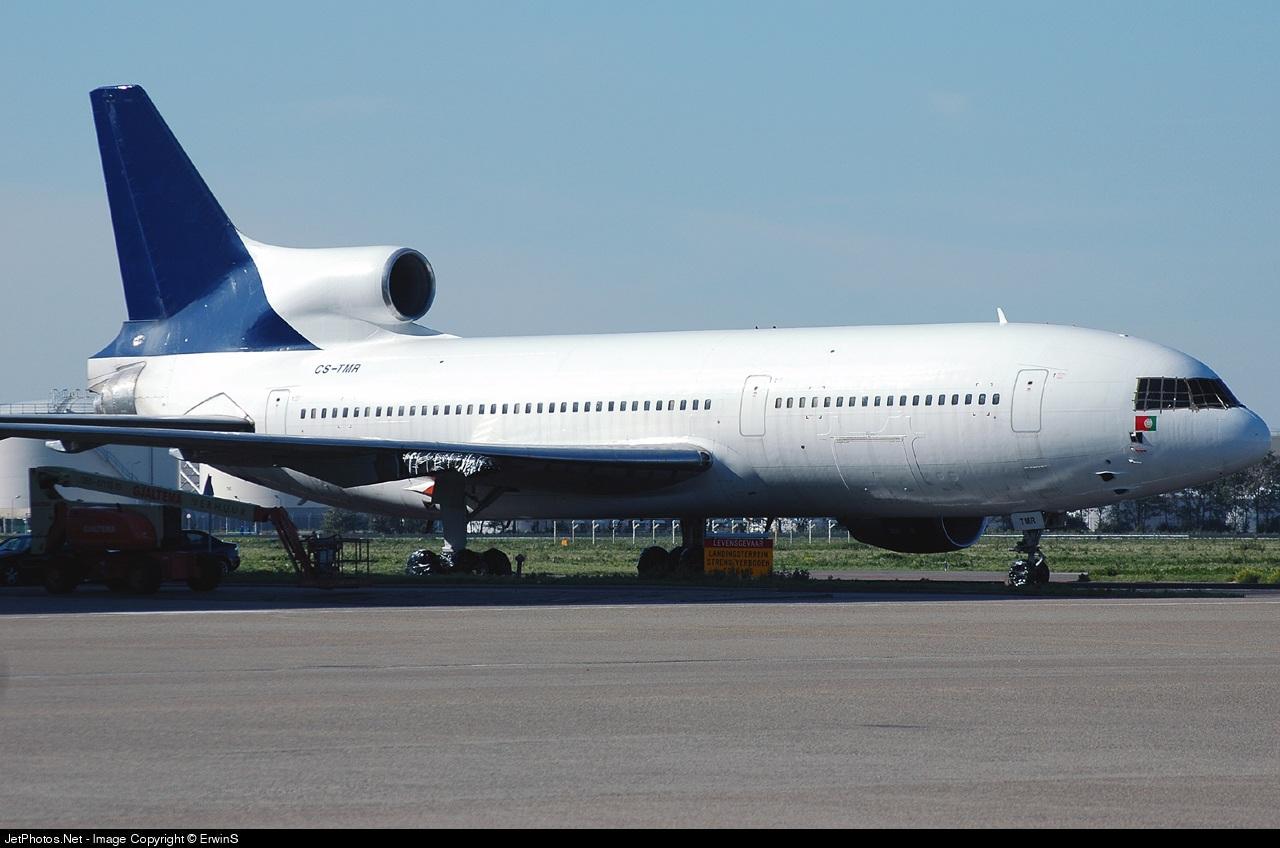 CS-TMR - Lockheed L-1011-500 Tristar - Luzair