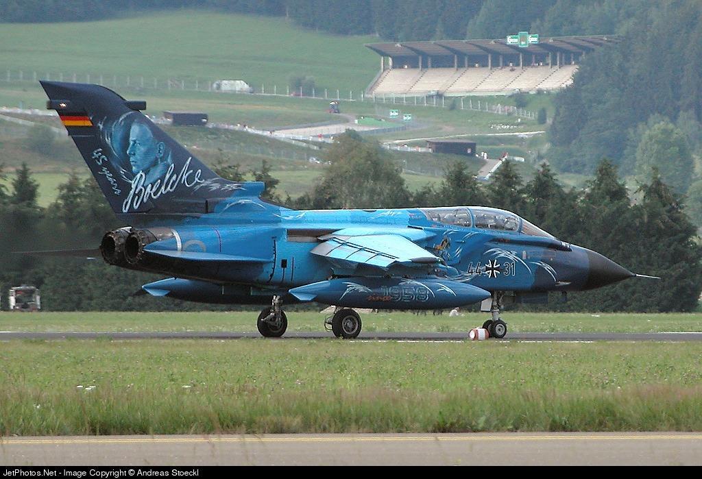 44-31 - Panavia Tornado IDS - Germany - Air Force