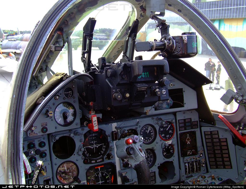 9411 - Sukhoi Su-22M4 Fitter K - Poland - Air Force
