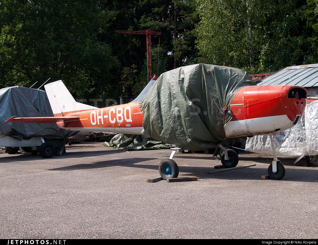 OH-CBQ - Reims-Cessna F150J - Private