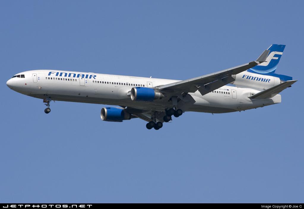 OH-LGF - McDonnell Douglas MD-11 - Finnair